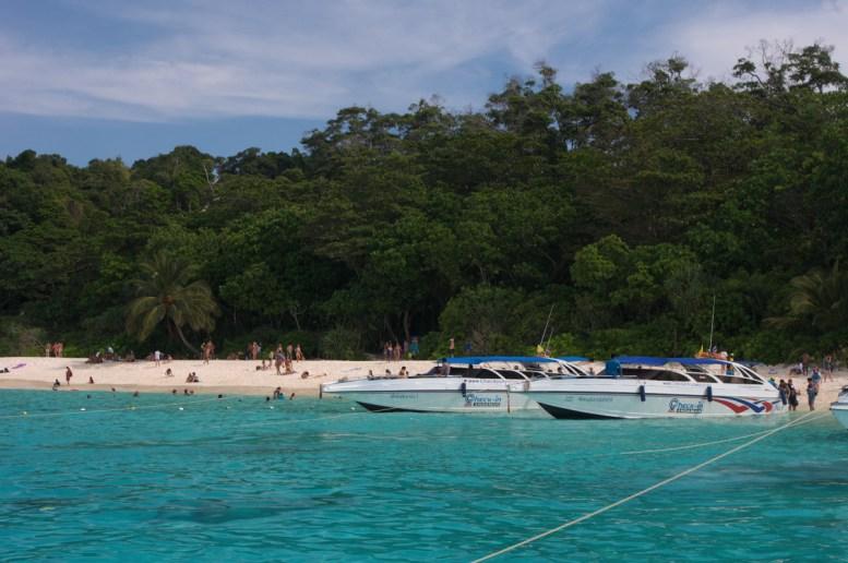 Similan Islands, Tajlandia