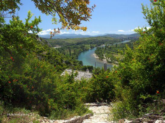 widok na Naretvę