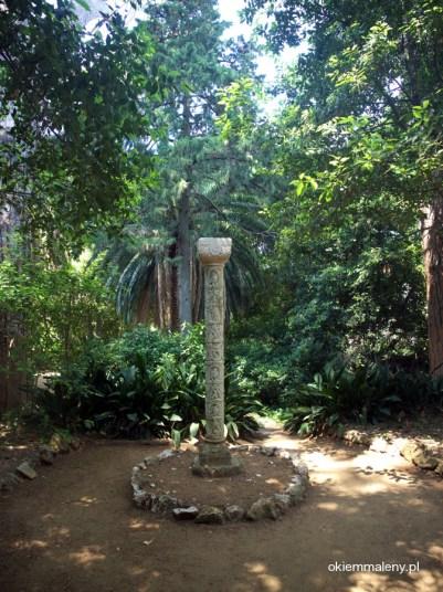 Lopud, arboretum