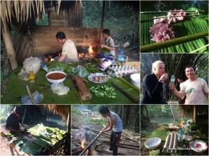 Laos treking