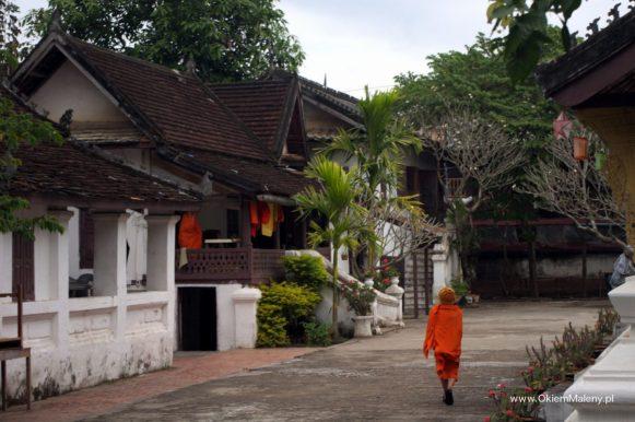 Mnich, Luang Prabang