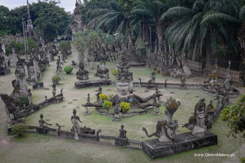 Laos, Xieng Kuan Park