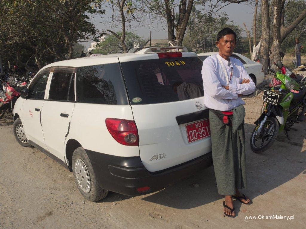 Birma, ubiór