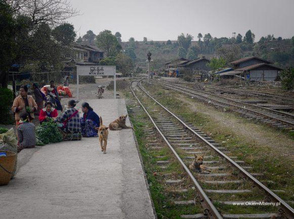 okolice Kalaw, Birma