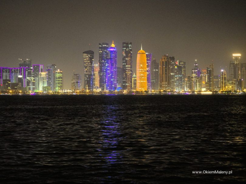 Katar, Doha, West Bay