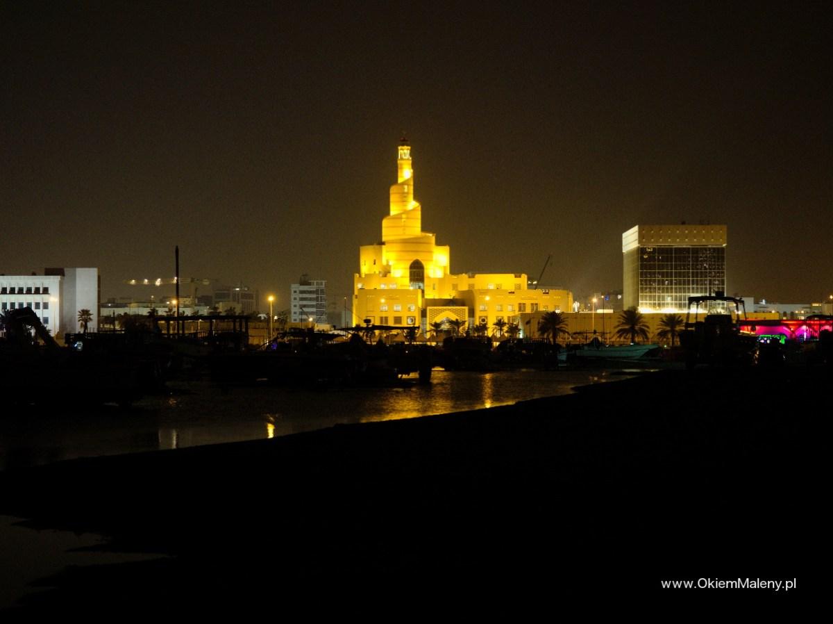 Doha - katarski zawrót głowy w pigułce i pośpiechu