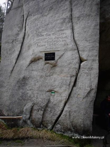 historyczny poziom wody rzeki Metuji