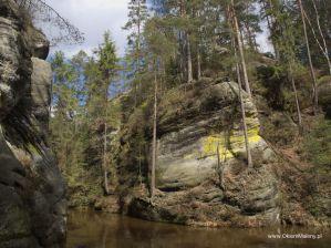 jeziorko skalne