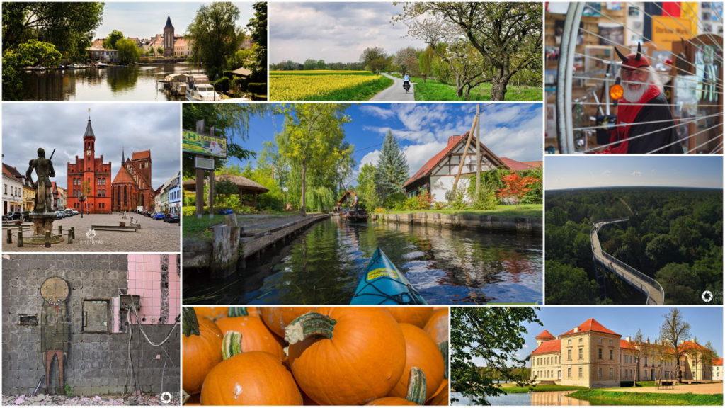 Atrakcje Brandenburgii