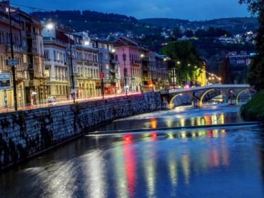 Okiem Maleny Sarajewo