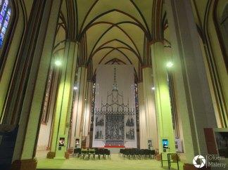 frankfurt nad odra kościół Mariacki