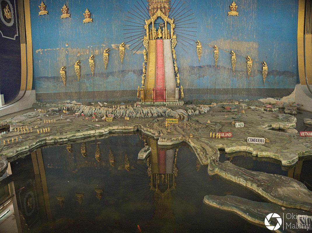 Mandalaj Okiem Maleny Birma Mahamuni Paya 01