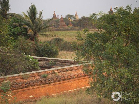 pejzaże Baganu