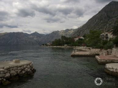 Dobrota, Czarnogóra OkiemMaleny.pl