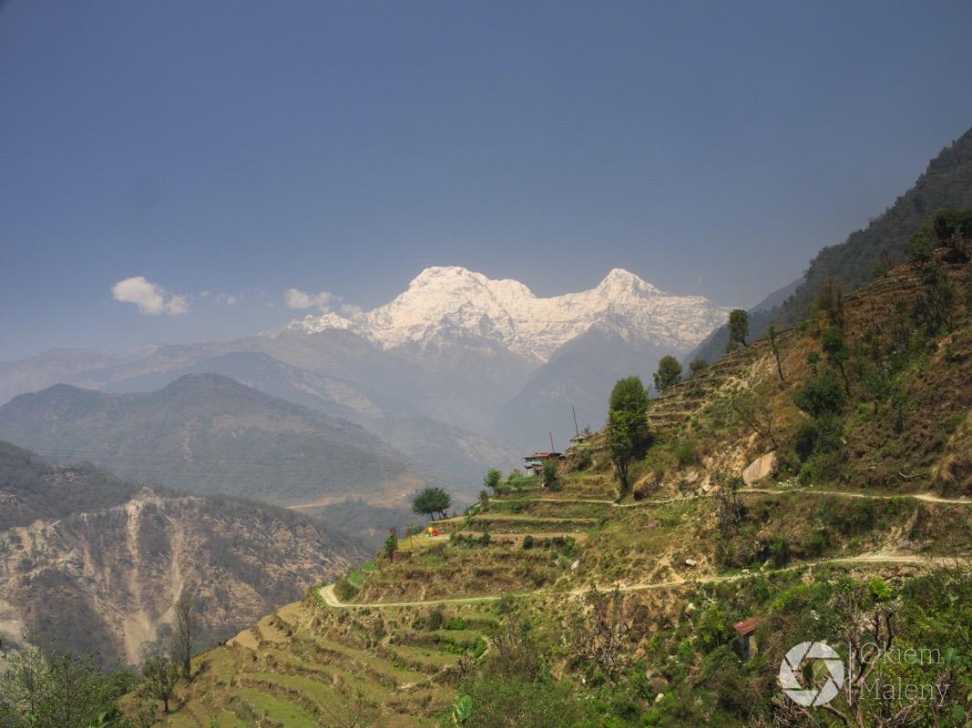 Treking w Nepalu Annapurna Base Camp Okiem Maleny
