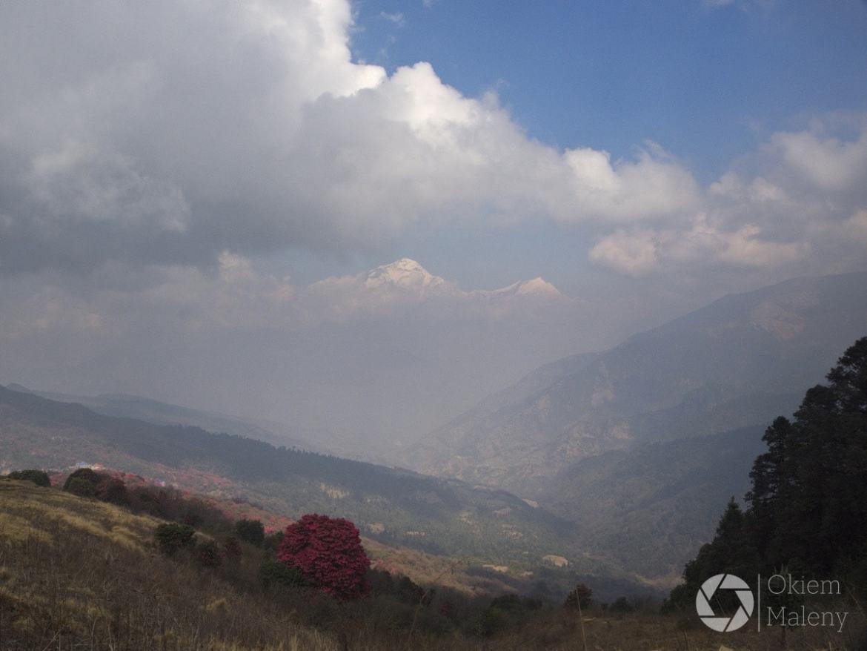 treking w Nepalu