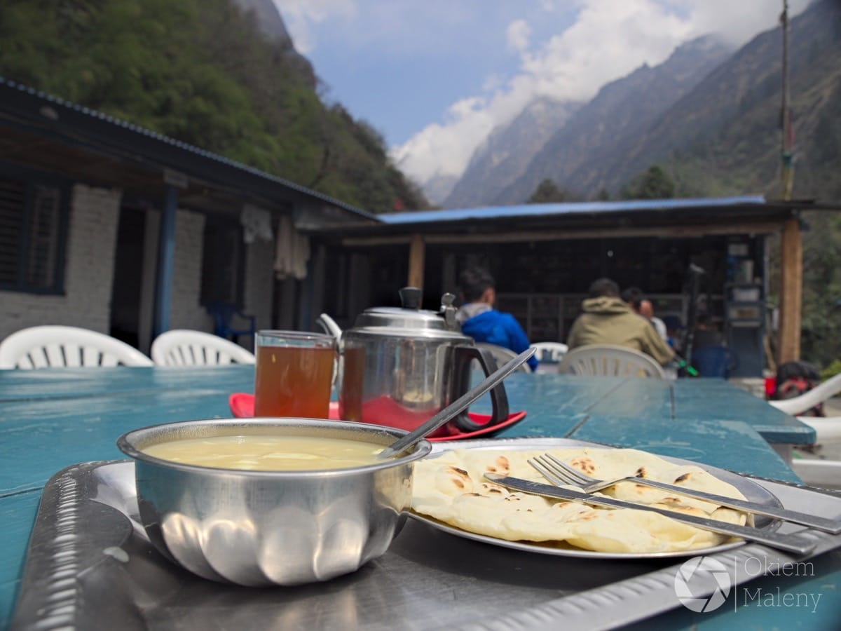 w drodze do Himalaya