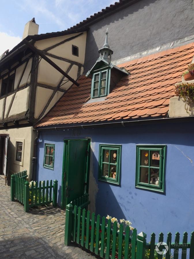 Praga, Złota Uliczka