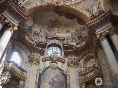 Mala strana, Kościół św. Mikulasze