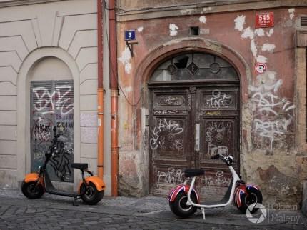 migawki z Pragi
