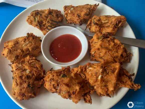pakora, kuchnia nepalska