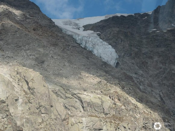 lodowiec, alpy włoskie