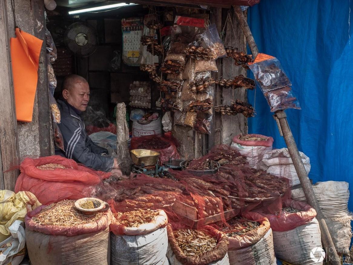 targ Asan, Katmandu
