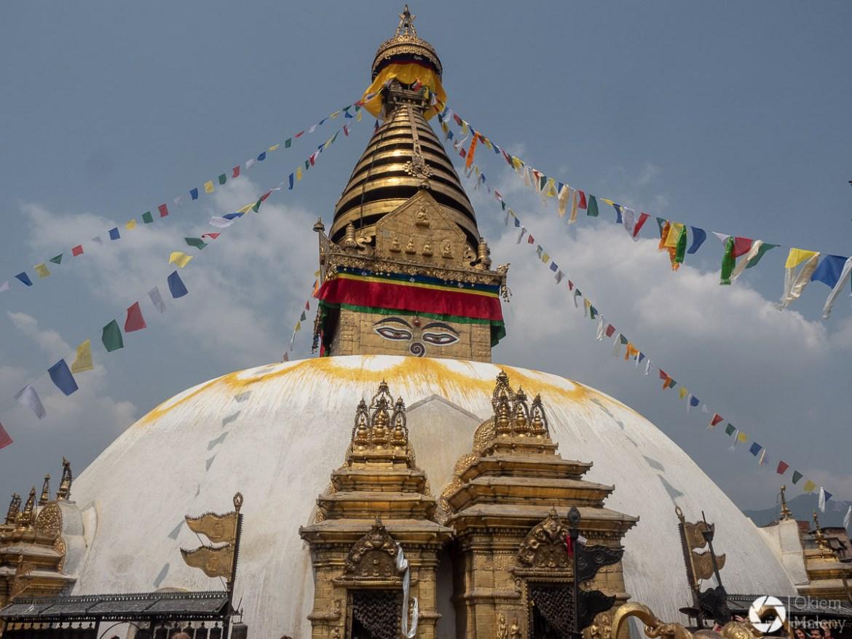 Katmandu Swayambunath Nepal