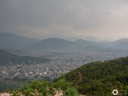 panorama Pokhary