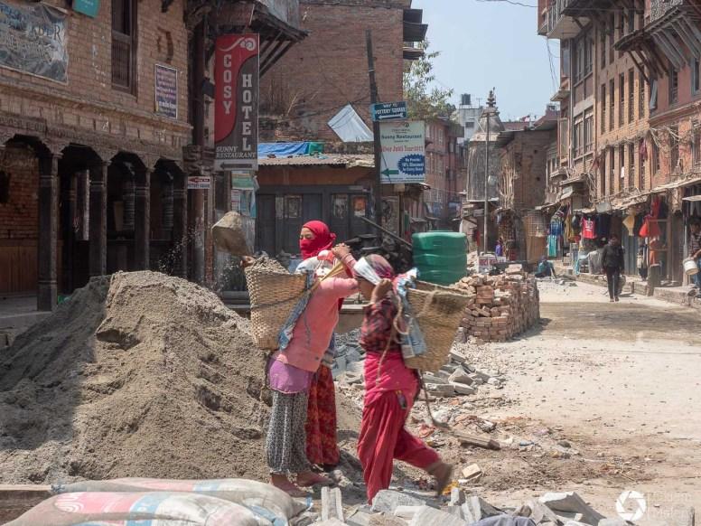 trzęsienie ziemi w Nepalu 2015