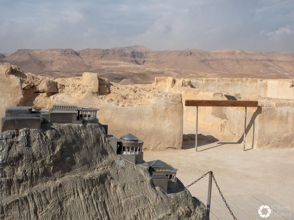 replika dawnej Masady