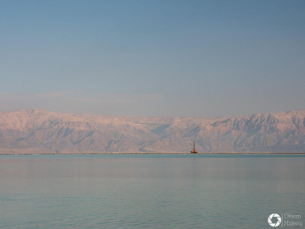 Niesamowite kolory Morza Martwego