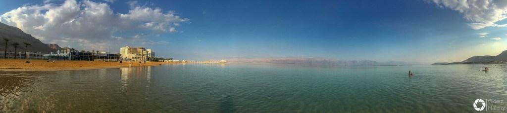 Ein Bokek - panorama