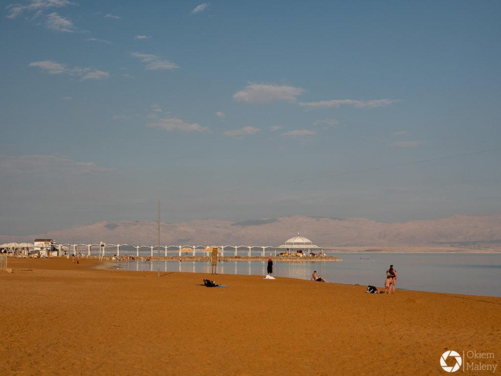Ein Bokek nad Morzem Martwym