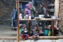 Rodzinka na Pangsang Pass