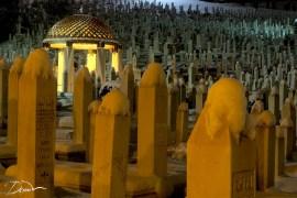 Cmentarz wojenny w Sarajewie