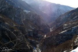 Studeny potok koło Umoljani