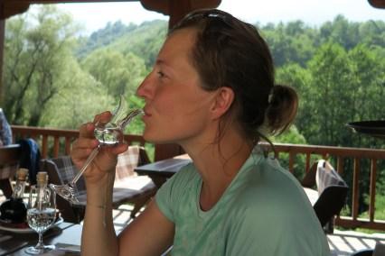 Rakija na Bałkanach smakuje najlepiej