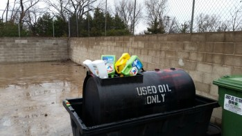 oil recycled