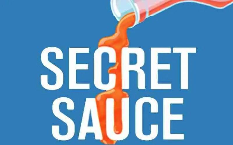 Secret Sauce - Okie Web Design