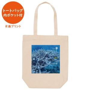 海と自然塾ビティ No.35(トートバッグ 内ポケット付)