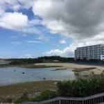 北谷町の砂辺馬場公園と砂辺馬場ビーチ。穴場のオススメビーチ。