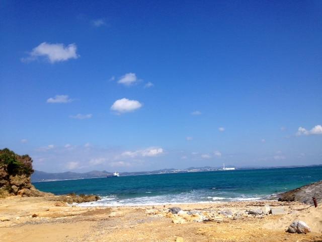 Uken Beach l Okinawa Hai!