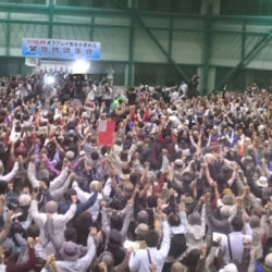 オスプレイ墜落抗議集会
