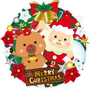 クリスマスリースを通販で買うなら おしゃれで人気なのは?