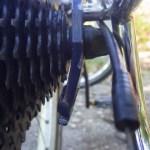 フェアバンクス到着、同時に自転車破損 10日目