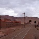 雲の列車~San Antonio de los Cobresまで