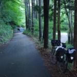 自転車で行く長野旅行②~塩尻まで