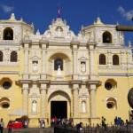 Antiguaスペイン語留学とSemana Santa