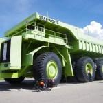 世界で一番大きいトラック・THE TITAN 33-19
